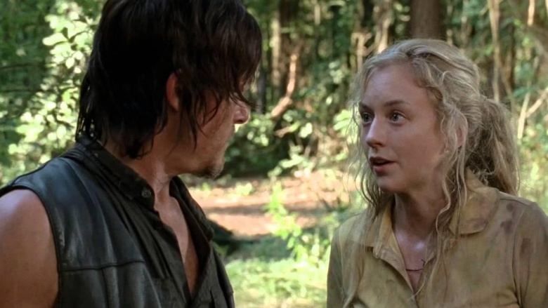 walking dead will daryl and beth hook up Dearest daryl and carol, otherwise known as caryl, everyone has agreed it's  time to cut to the chase and hook up no  beth can gtfo  if one of you dies,  especially daryl, first we riot, then we will be comforted by the fact.
