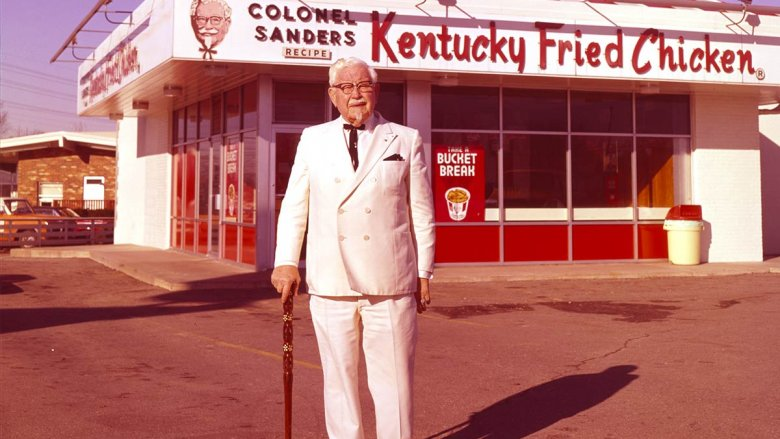 Colonel Sanders Crazy Real Life Story