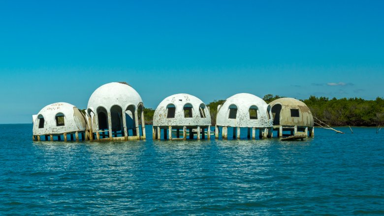 dome home florida ocean