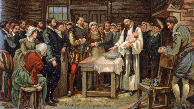 the mystery of the lost colony essay The mystery of the lost colony of roanoke essay - words the mystery of the  lost colony of roanoke it was the age of discovery that first.