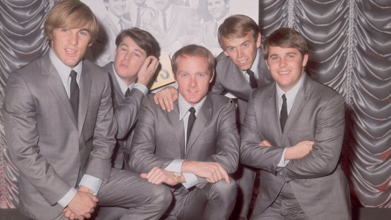 beach boys band suits