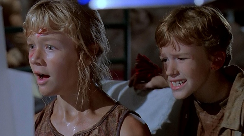Where are the kids from Jurassic Park now?