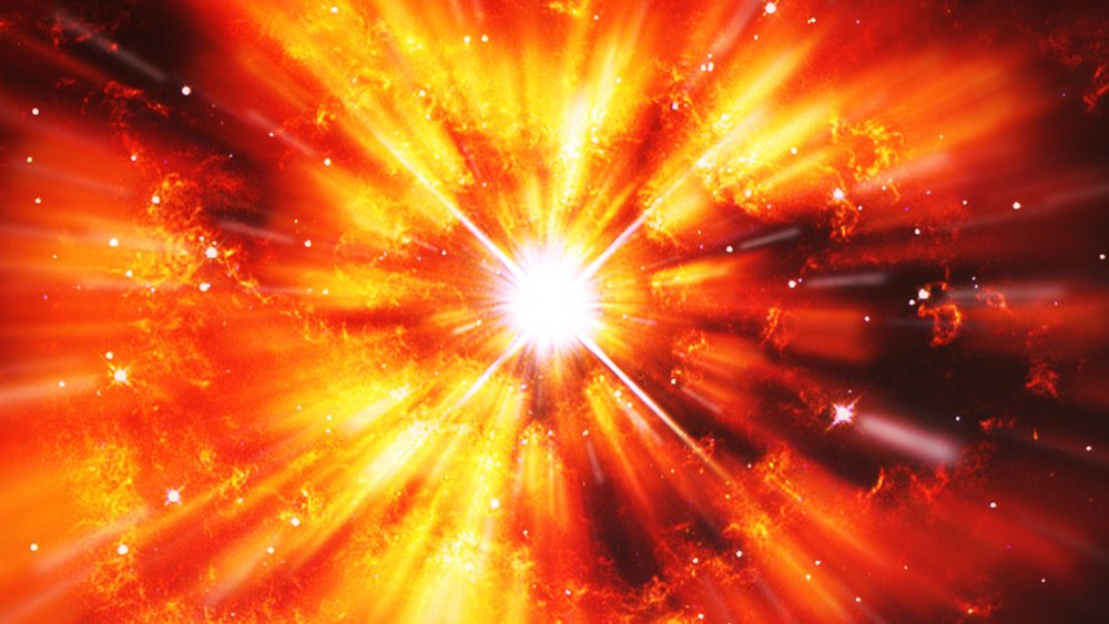Image result for Is Betelgeuse About To Explode?