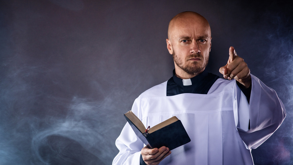 angry priest excommunication