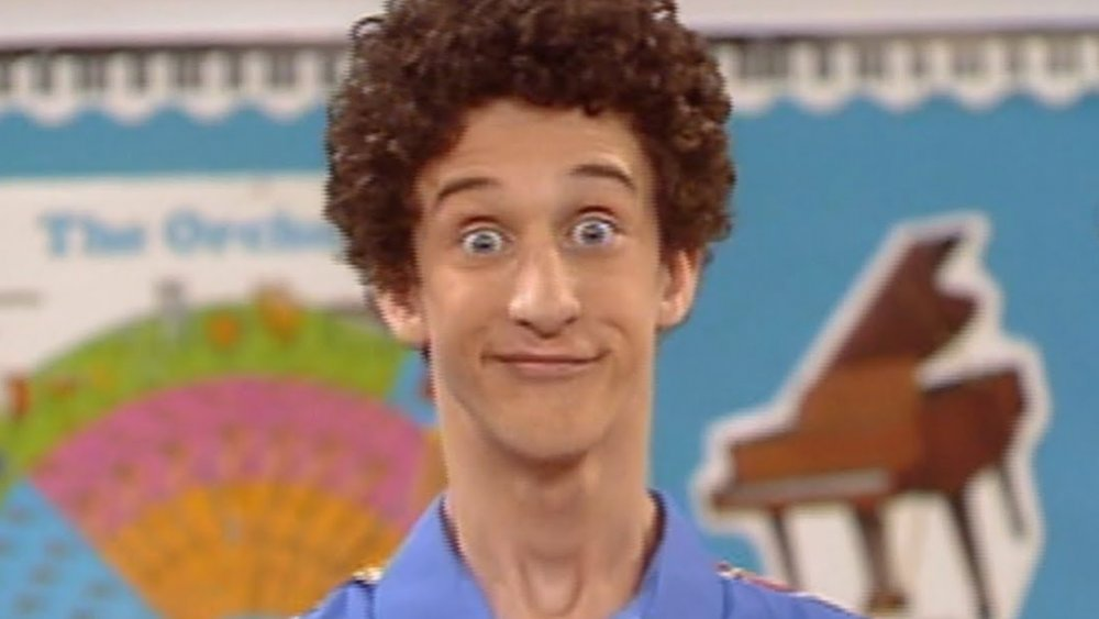 Screech -- Saved By The Bell: The College Years