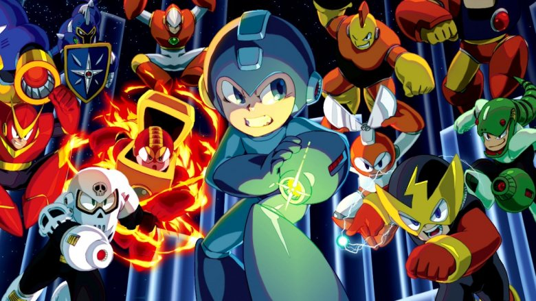 Creepy Things We All Ignore About Mega Man Games