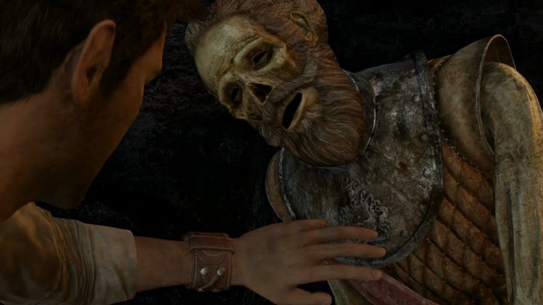 Creepy Things We Found In The Uncharted Games