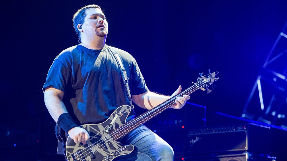 Wolfgang van Halen playing live