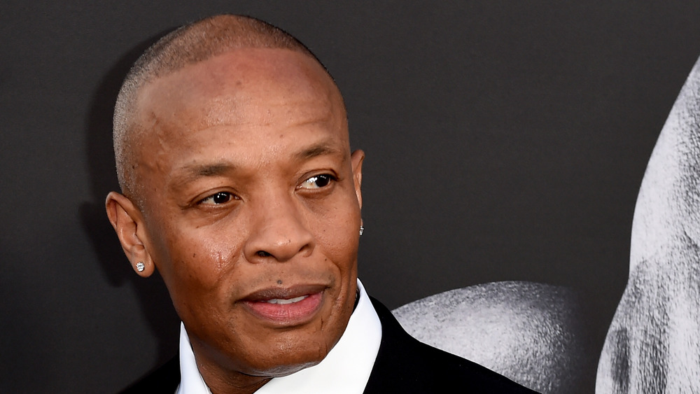 Dr. Dre in 2017