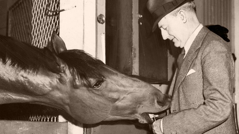 Seabiscuit and Charles Howard
