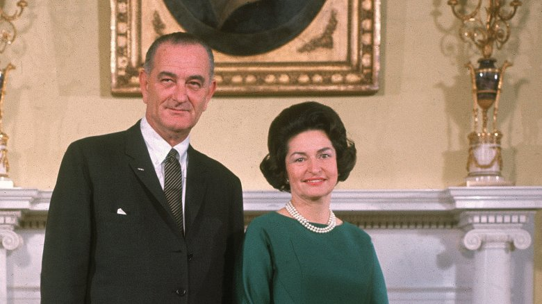 Lady Bird Johnson, Lyndon Johnson