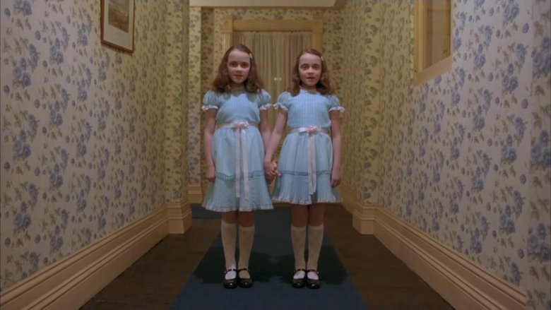 lisa and louise burns in the shining