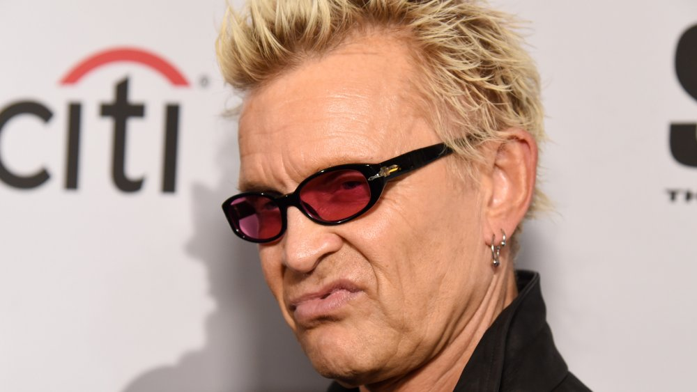 Here S How Much Billy Idol Is Really Worth