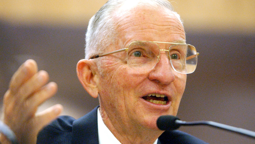 Here's How Ross Perot Became A Billionaire