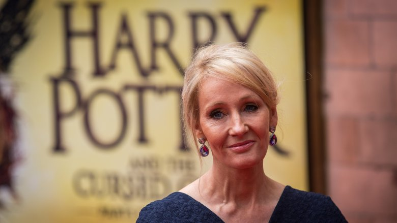 How jk rowling went from welfare to wizard wonder getty images m4hsunfo