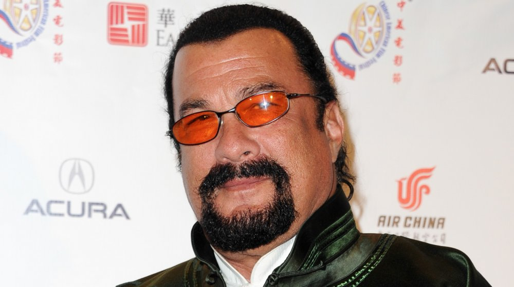 How Many Black Belts Does Steven Seagal Really Have
