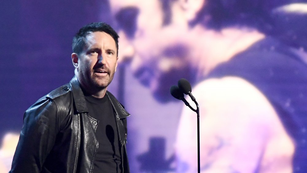 Trent Reznor introduces the Rock and Roll Hal of Fame's 2019 inductees