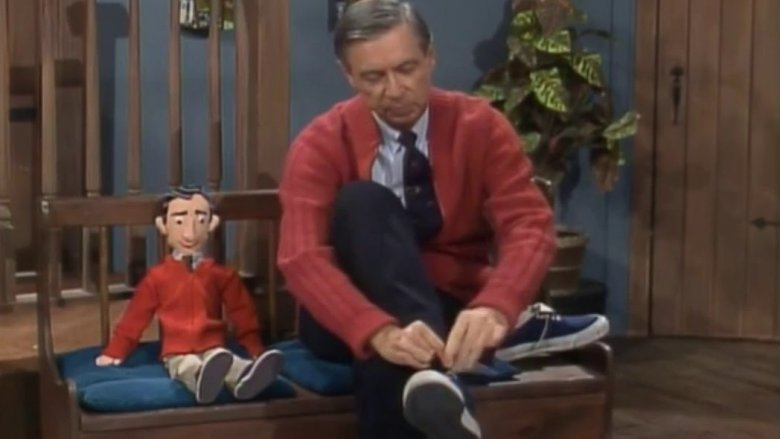 Why Mr Rogers Sweaters And Shoes Were So Important