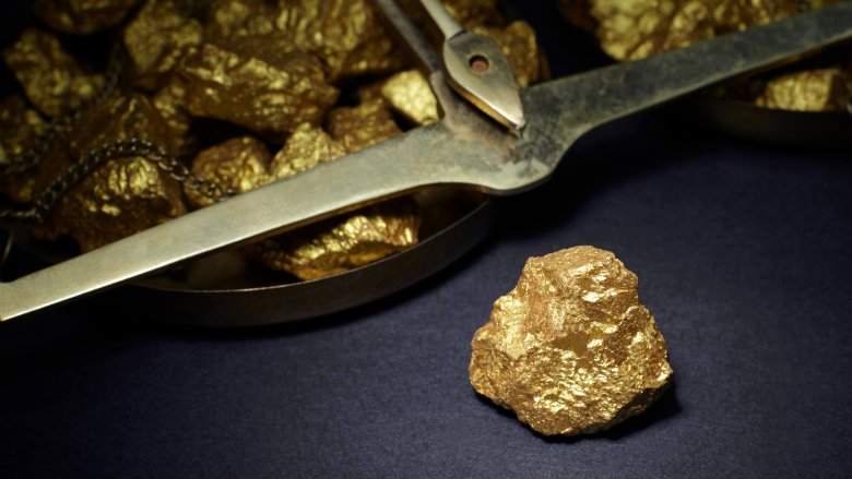 chunk of gold