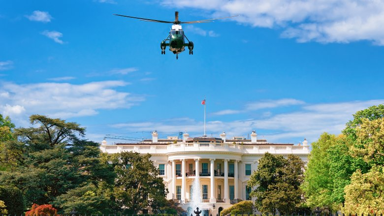 david watkins helicopter white house