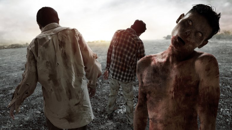 Real-life zombies you'll find in nature