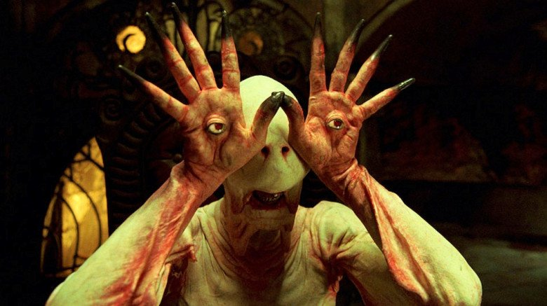 pale man from labyrinth