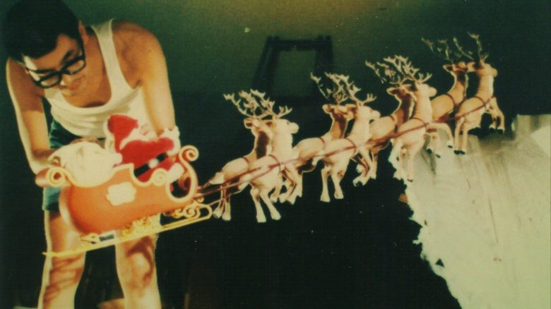 Rudolph the Red Nosed Reindeer set photo