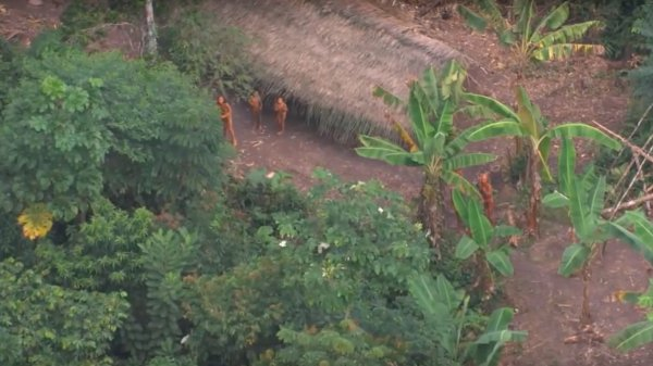 Strange facts about uncontacted tribes on Earth