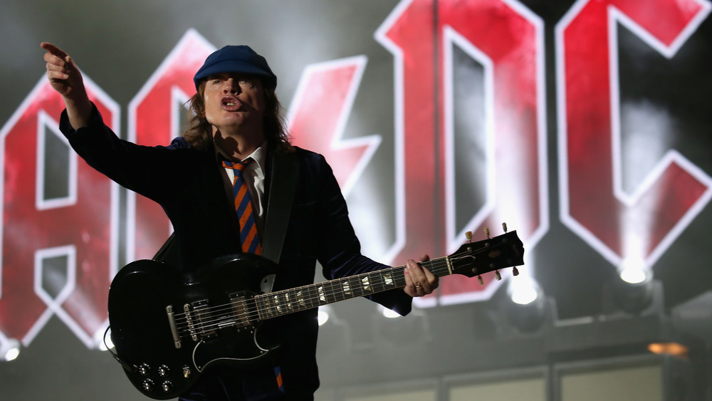 The AC/DC Song Angus Young Considers The Band's 'Most Regrettable'