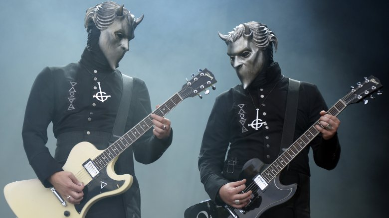 Ghost rock band