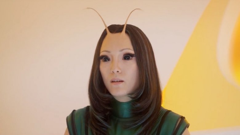 Pom Klementieff in Guardians of the Galaxy Vol. 2