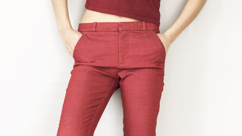 The Intriguing History Of Why We Wear Pants - Grunge