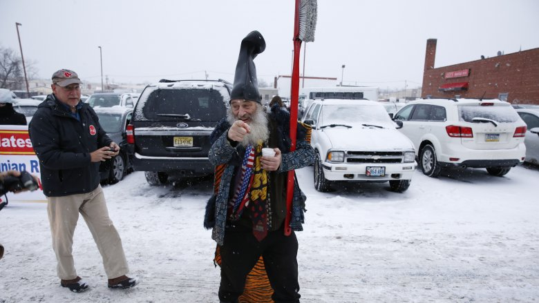 vermin love supreme nh boot wizard