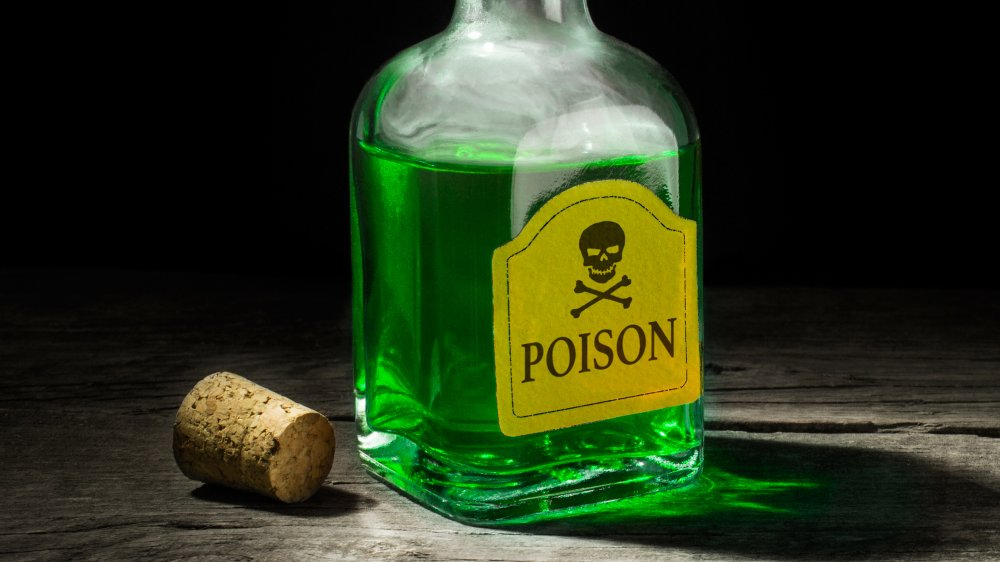 The most extreme poisoning cases in history