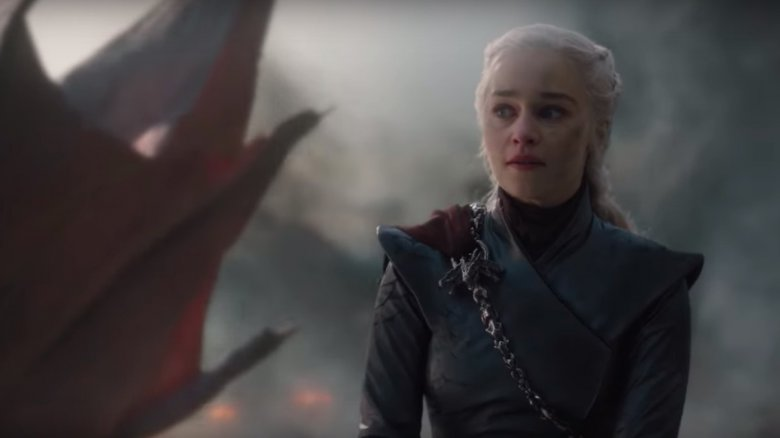 Daenerys the mad queen
