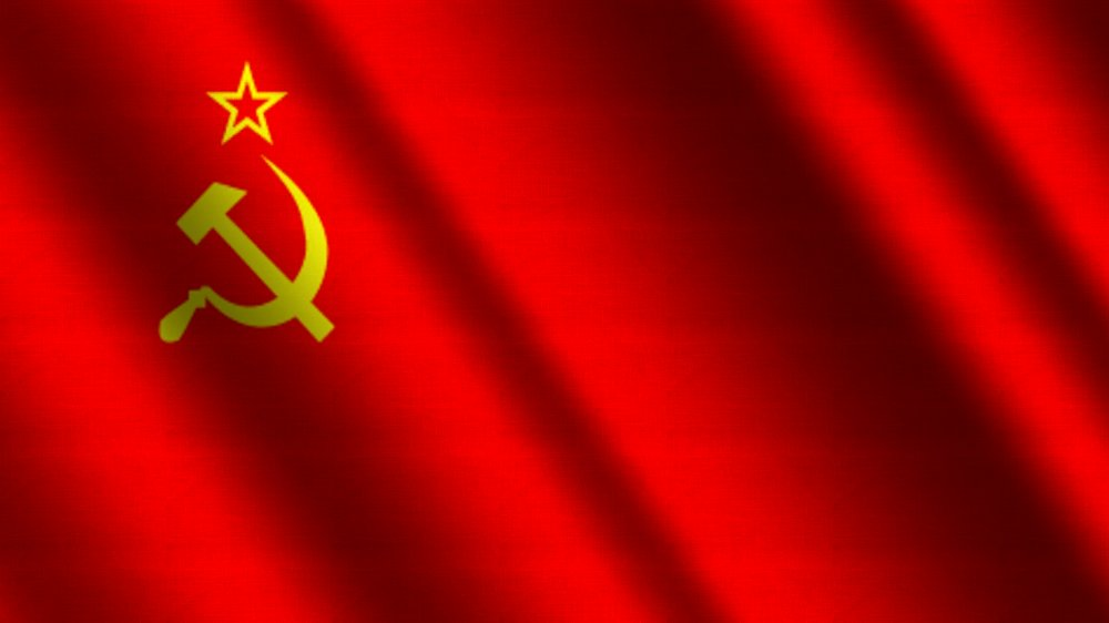 The real meaning of the Soviet Russian flag
