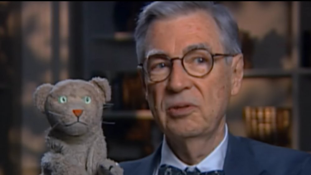 The Real Origins Of Mr Rogers Daniel Striped Tiger