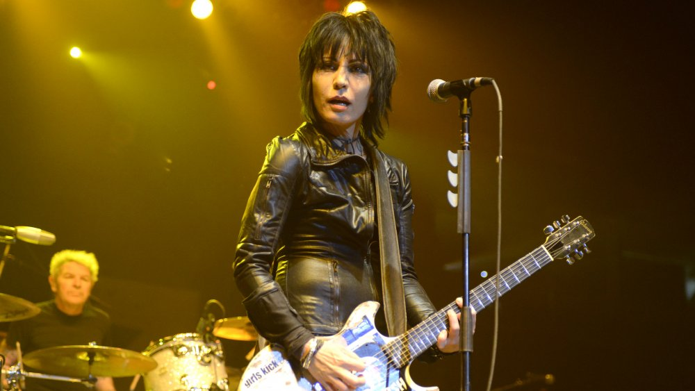 Joan Jett is still oozing cool in 2013