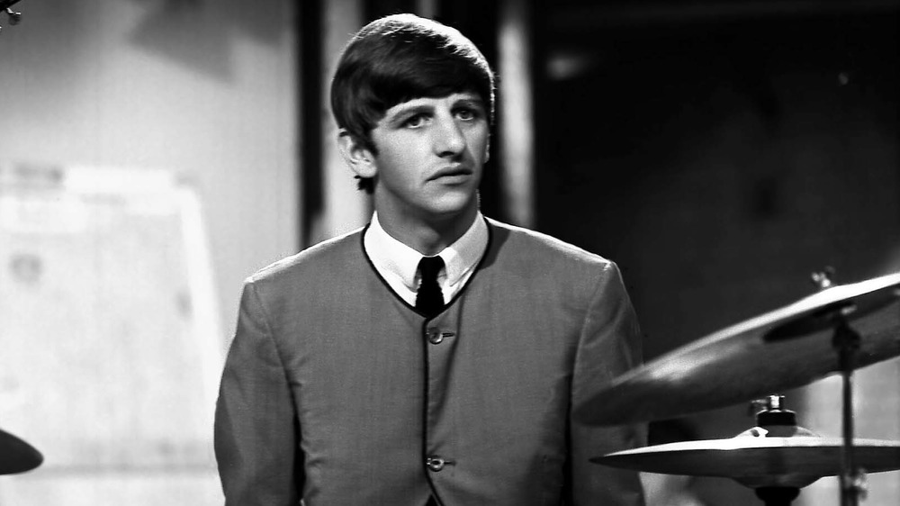 The reason Ringo Starr missed out on a part of Beatlemania