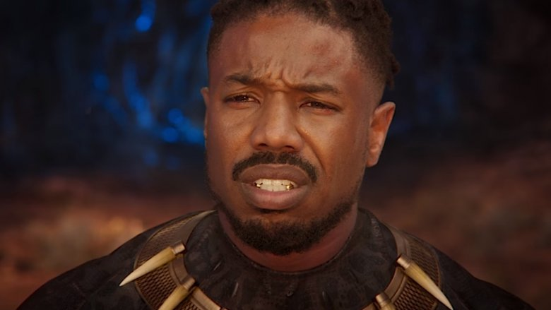 Killmonger death Black Panther