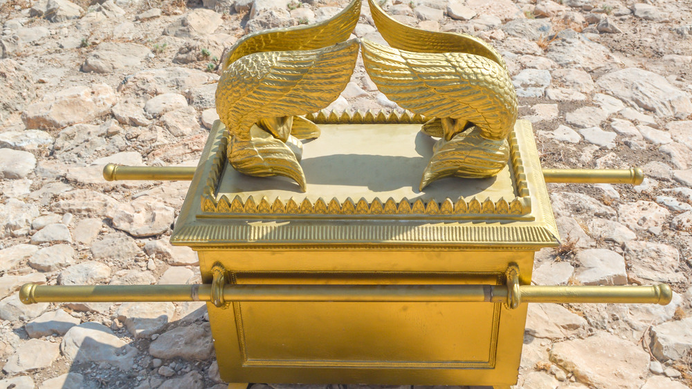 The secret of the Ark of the Covenant's lid