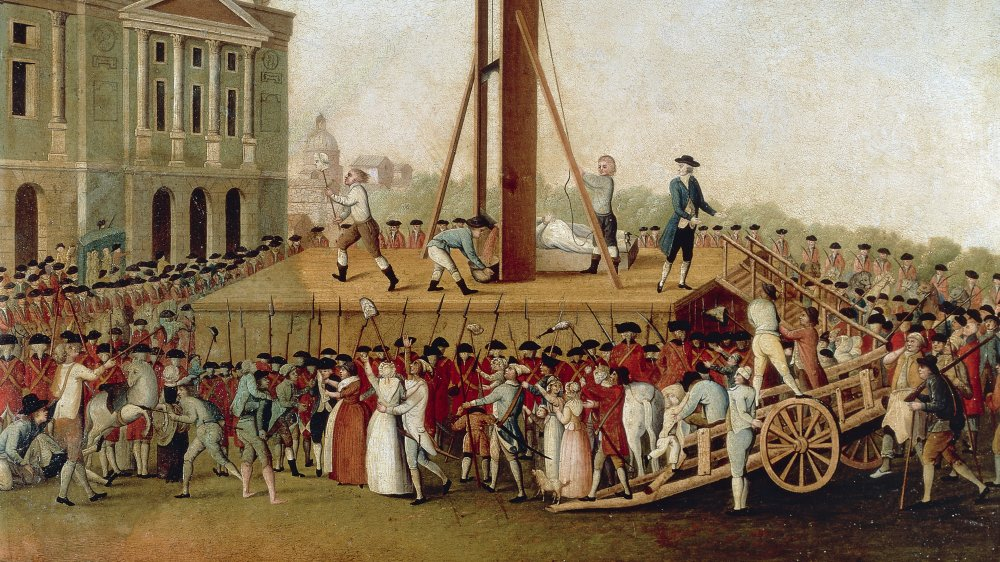 execution marie antoinette