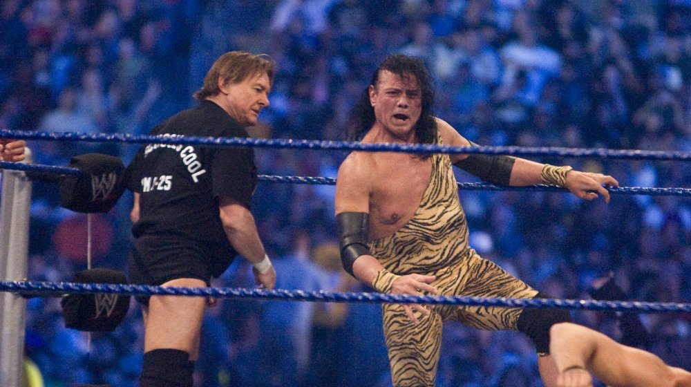 Jimmy Snuka and Roddy Piper