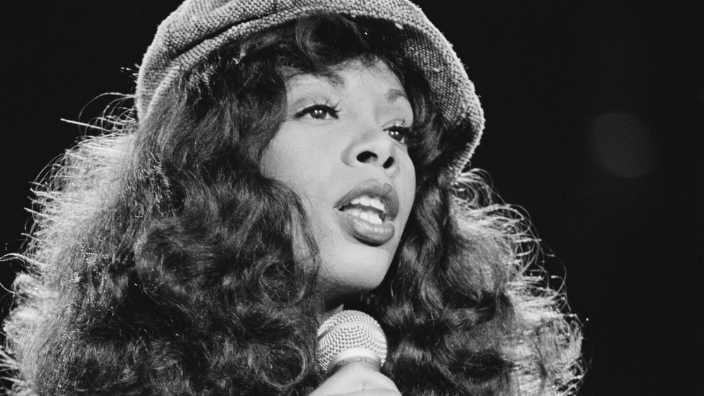 The Tragic Real-Life Story Of Donna Summer