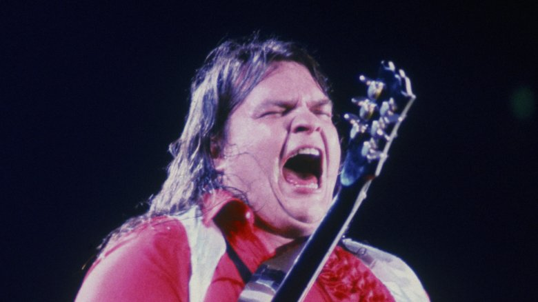 The Tragic Real-Life Story Of Meat Loaf
