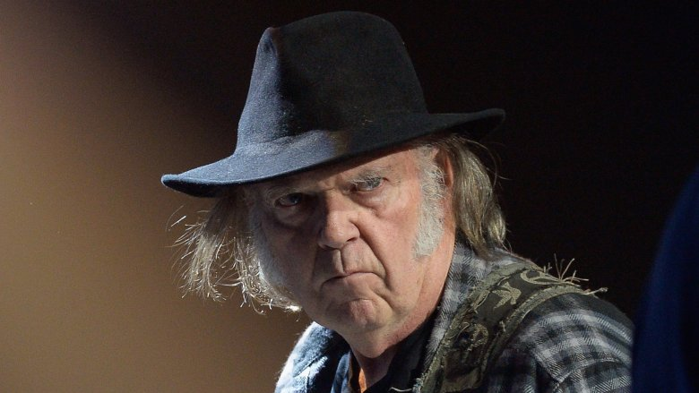 The tragic real-life story of Neil Young