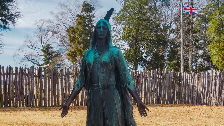 Tragic story of the Jamestown settlement