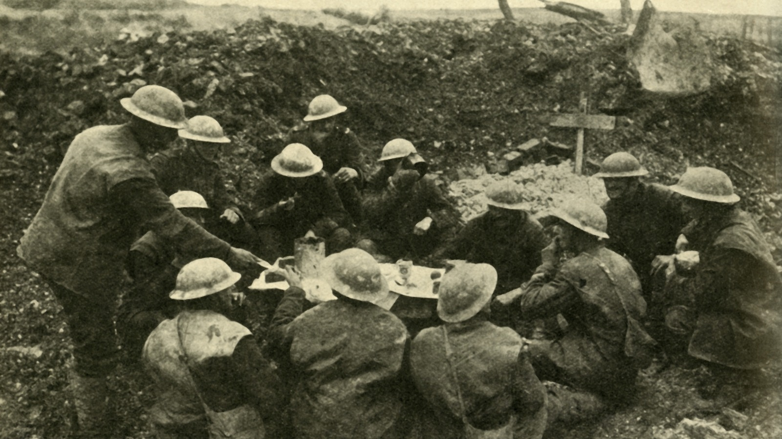 The 1914 Christmas truce's true story