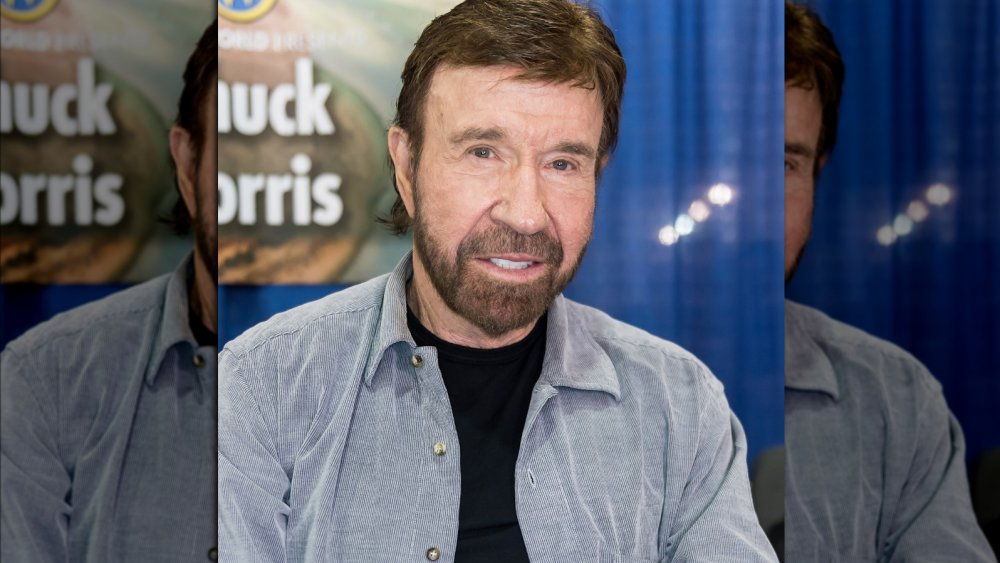 The truth about Chuck Norris' hidden passion