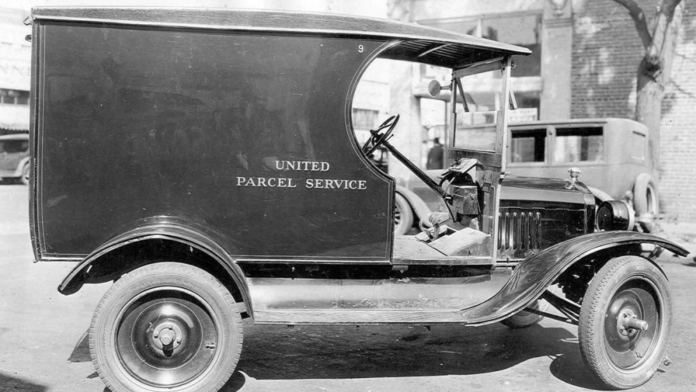 The truth about how UPS got started